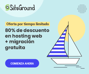 SiteGround mejor hosting web global