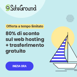 Siteground: hosting ottimizzato per Wordpress
